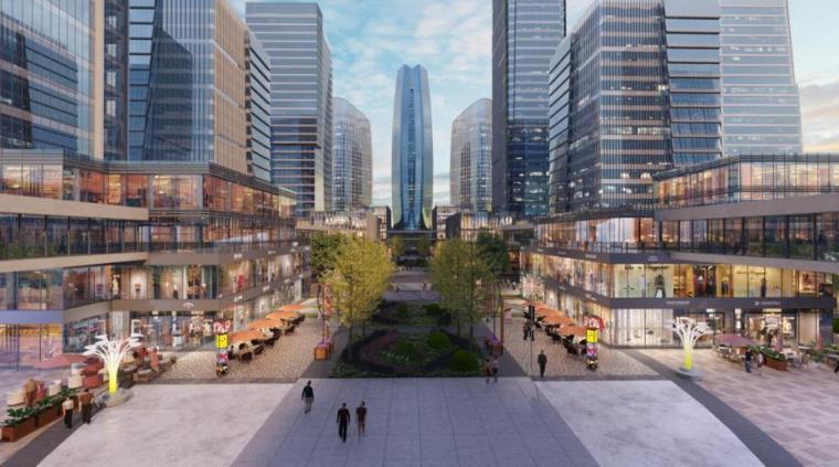[浙江]中央商务区城市设计文本PDF2020_8