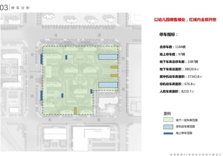 [天津]现代社区共建高层住宅规划投标方案_15