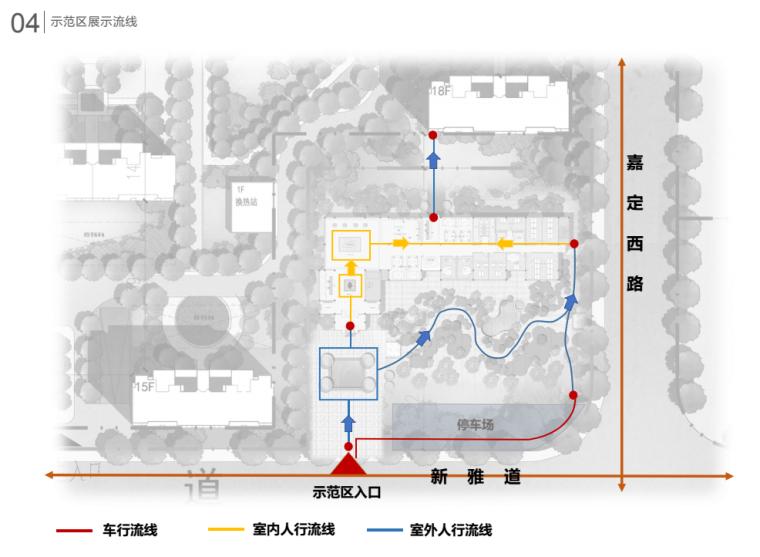 [天津]现代社区共建高层住宅规划投标方案_14