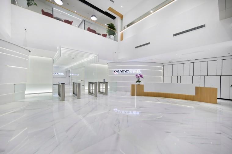 上海QUECTEL通信办公空间_2