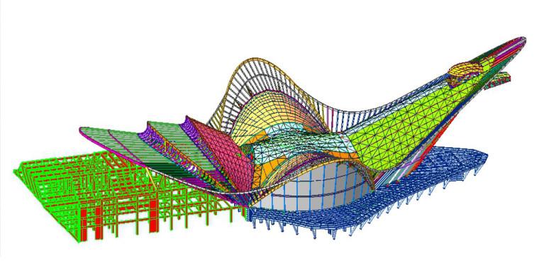 MIDAS钢结构整体解决方案PPT-55P_1