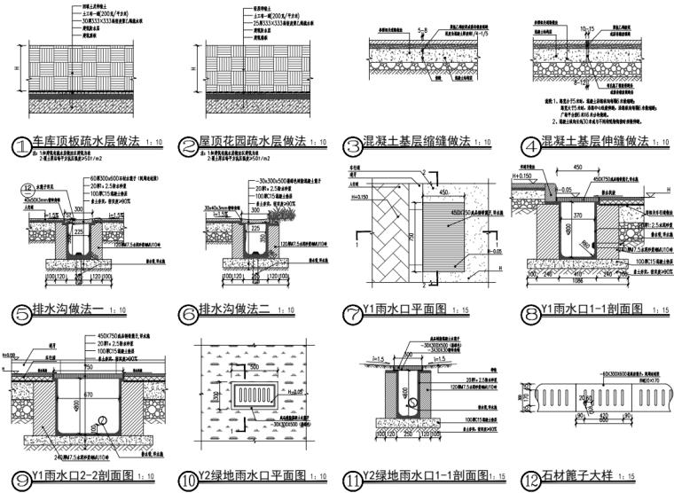 广东现代风大学附属医院园建施工图设计2019_3