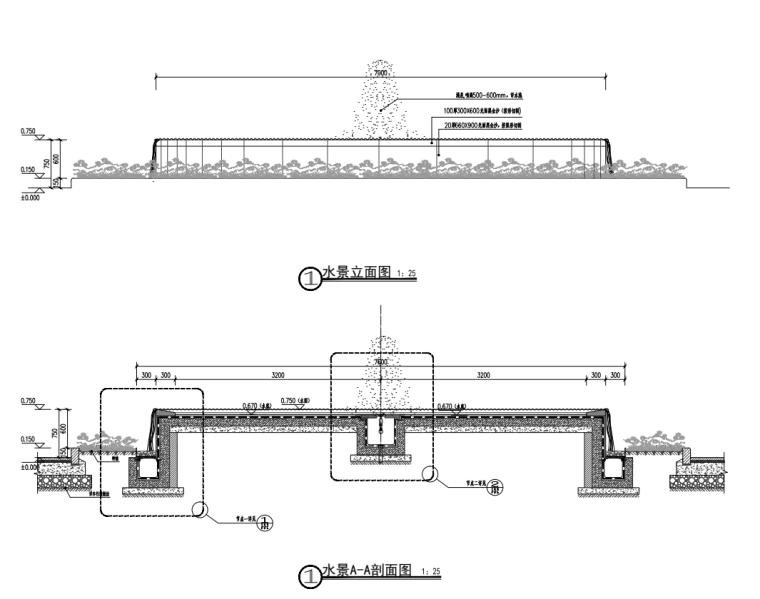 广东现代风大学附属医院园建施工图设计2019_14