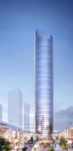 [济南]高层办公+低层商业建筑设计文本2018_13