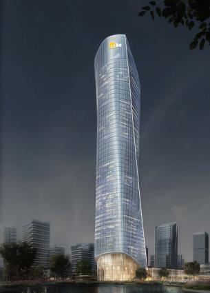 [济南]高层办公+低层商业建筑设计文本2018_15