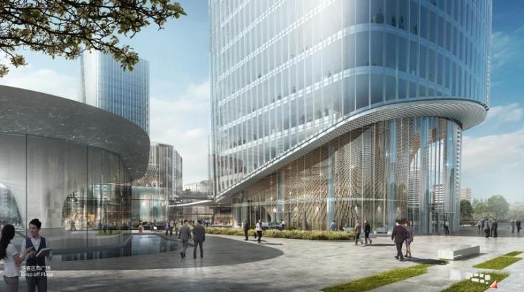[济南]高层办公+低层商业建筑设计文本2018_10