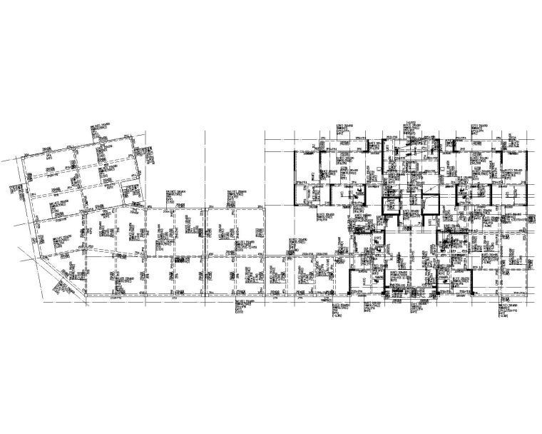 25层框架剪力墙住宅含人防地下室结施_3