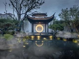 苏州江悦风华示范区景观