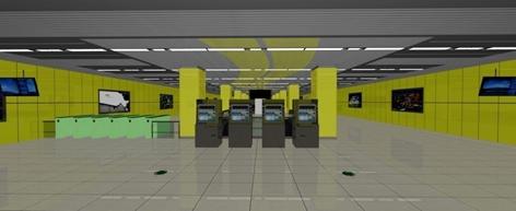 BIM工程协同之地铁站项目_10