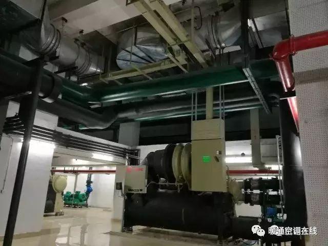 溴化锂吸收式中央空调资料下载-中央空调设计选型常见问题集锦及注释!