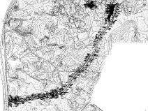 道路(二期)景观提升改造工程图纸含招标文