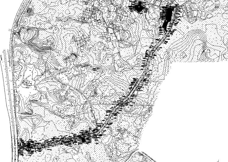 城市道路景观提升改造工程图纸含招标文件_1