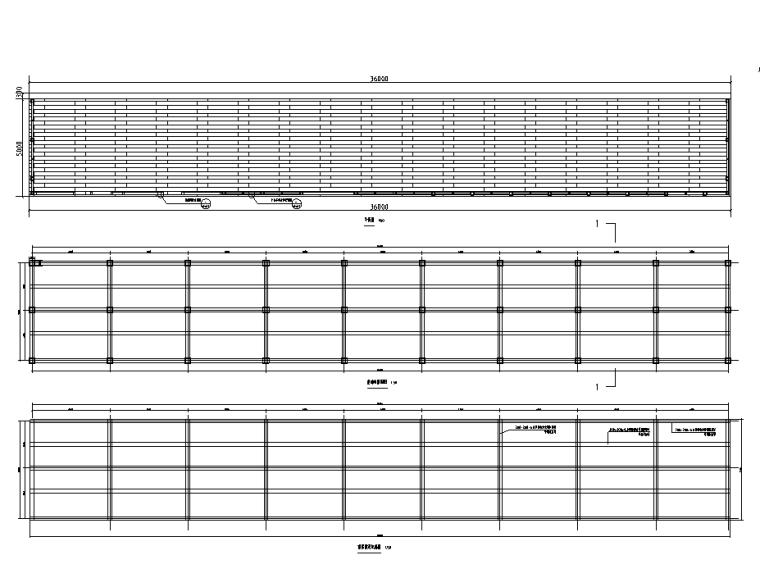 城市道路景观提升改造工程图纸含招标文件_10