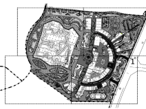 [海南]英国主题公园-生态文化产业园施工图