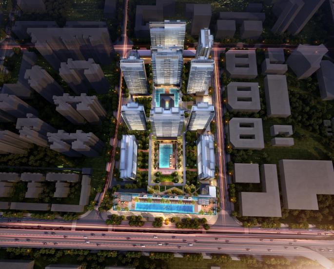 [成都]高层豪宅居住区规划文本PDF2018_5