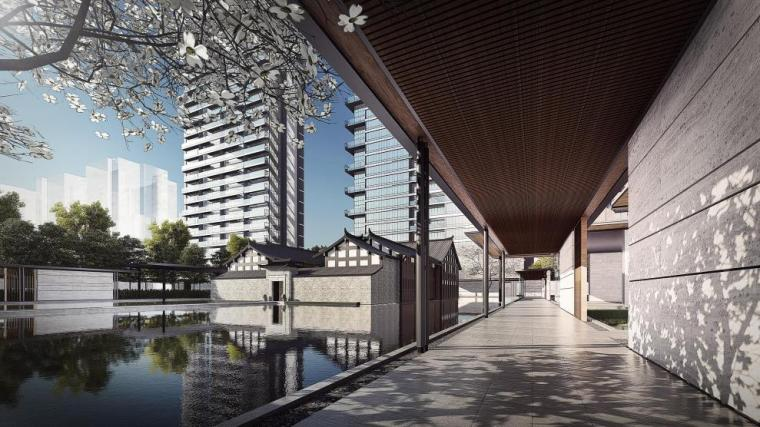 [成都]高层豪宅居住区规划文本PDF2018_10