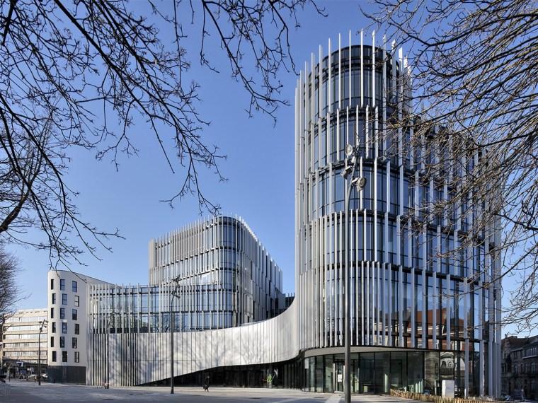 比利时Etterbeek市政厅_1