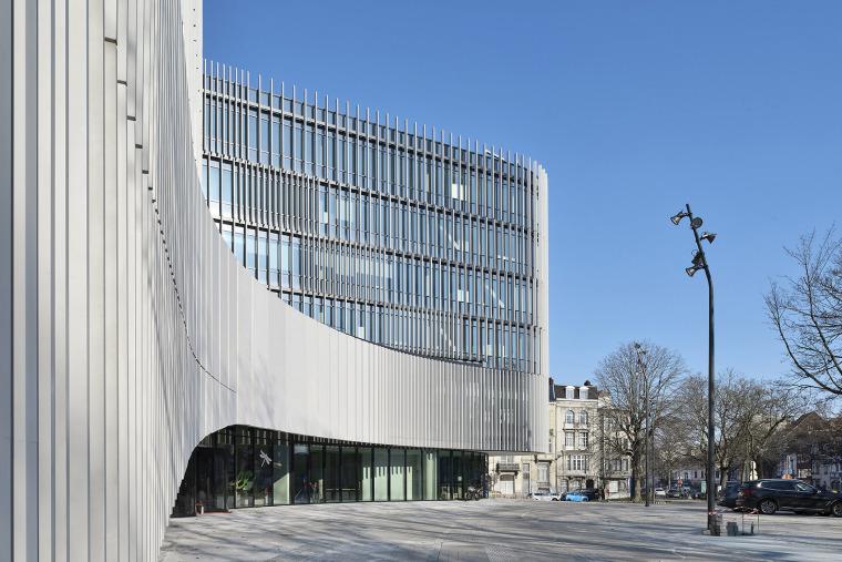 比利时Etterbeek市政厅_9
