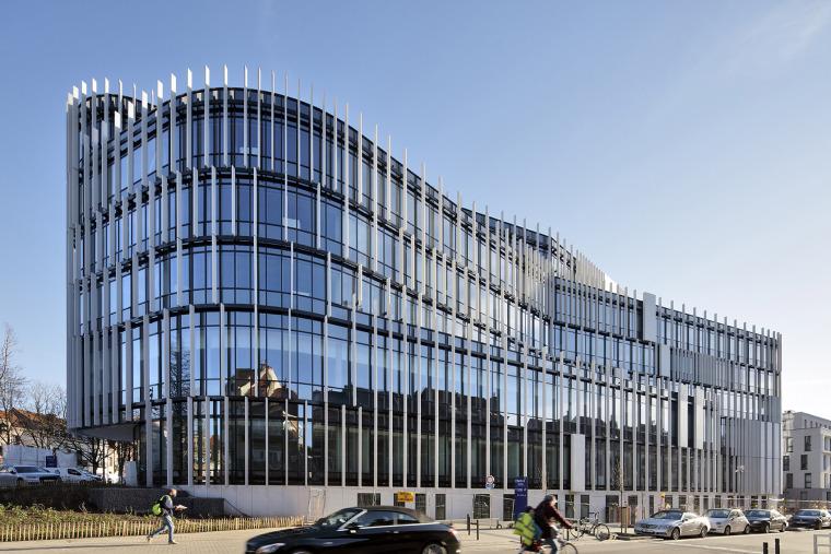 比利时Etterbeek市政厅_2