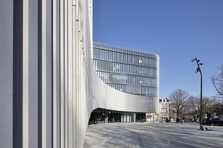 比利时Etterbeek市政厅_10