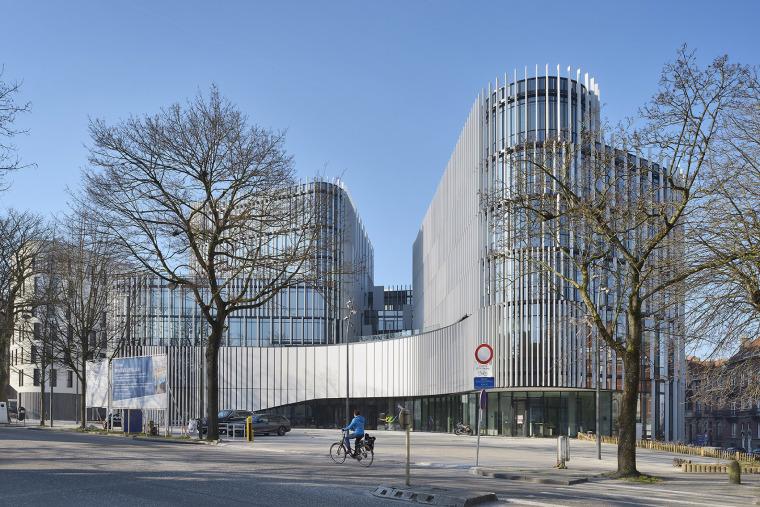 比利时Etterbeek市政厅_3