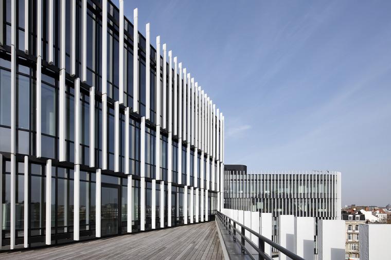 比利时Etterbeek市政厅_19