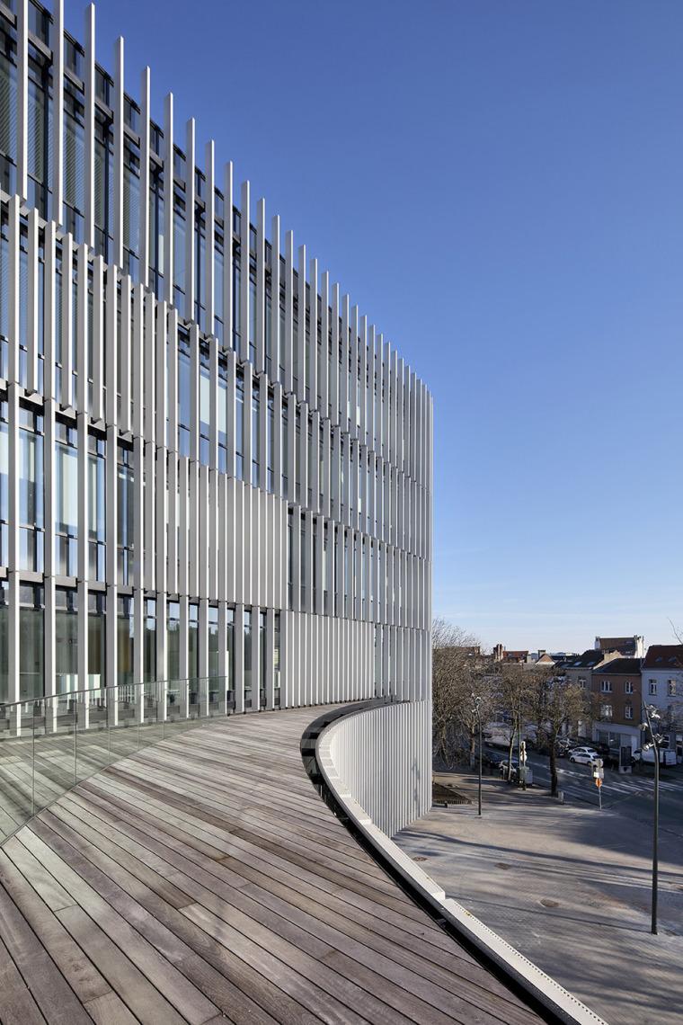 比利时Etterbeek市政厅_13