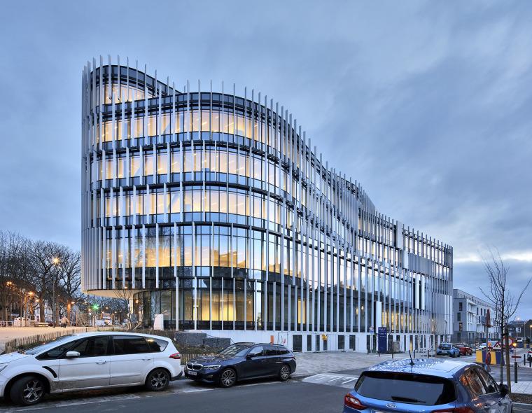 比利时Etterbeek市政厅_43
