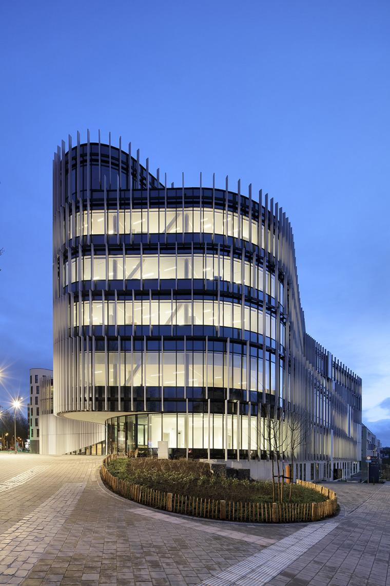 比利时Etterbeek市政厅_49