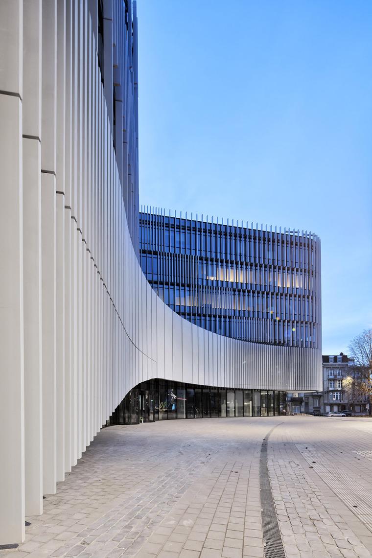 比利时Etterbeek市政厅_45