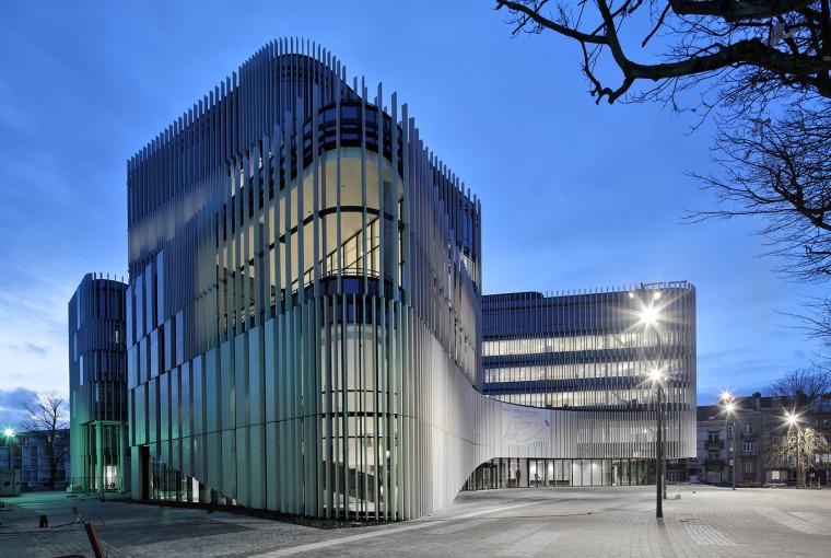 比利时Etterbeek市政厅_50