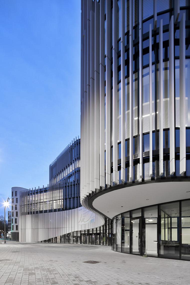 比利时Etterbeek市政厅_46