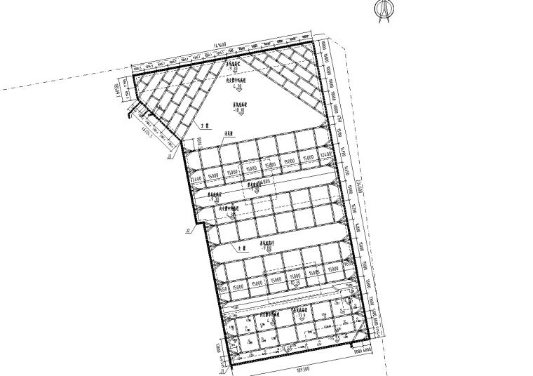 [广东]医院主体基坑及垃圾站基坑全套施工图_2