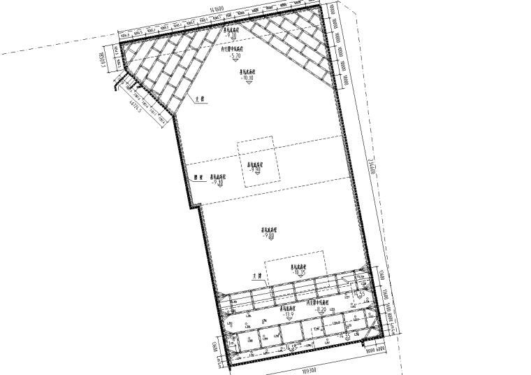 [广东]医院主体基坑及垃圾站基坑全套施工图_4