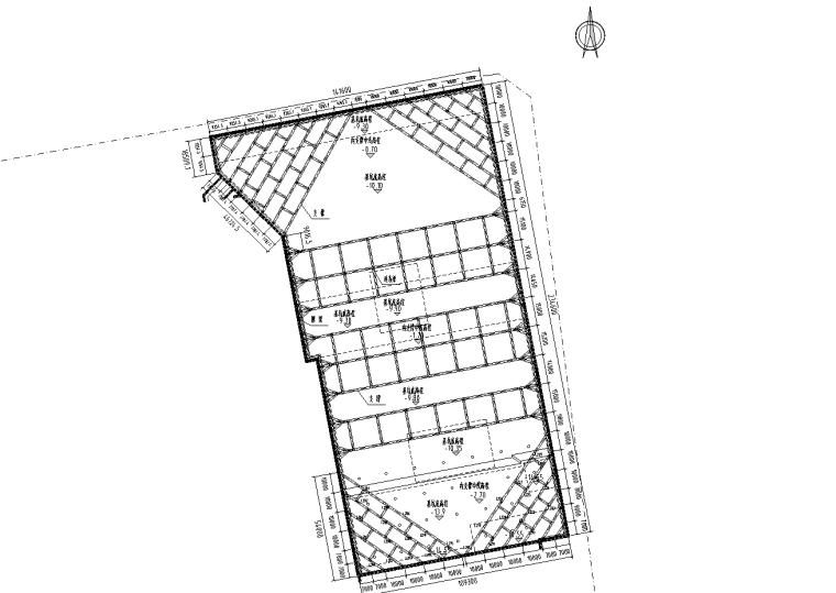 [广东]医院主体基坑及垃圾站基坑全套施工图_3