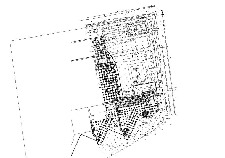 [广东]医院主体基坑及垃圾站基坑全套施工图_1