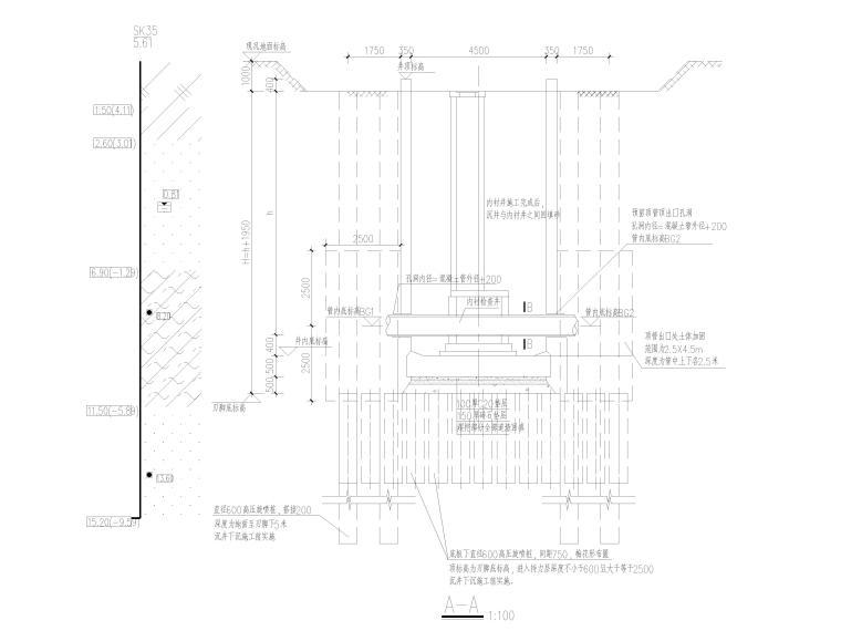 城市主干道市政化改造工程-排水施工图_4