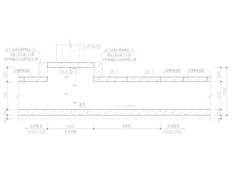 城市主干道市政化改造工程-排水施工图_5