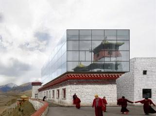 青海赞普博物馆扩建