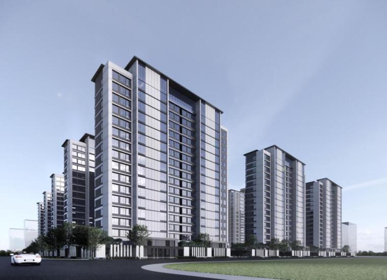 江苏国际现代化-中央商务住宅建筑方案2020_1