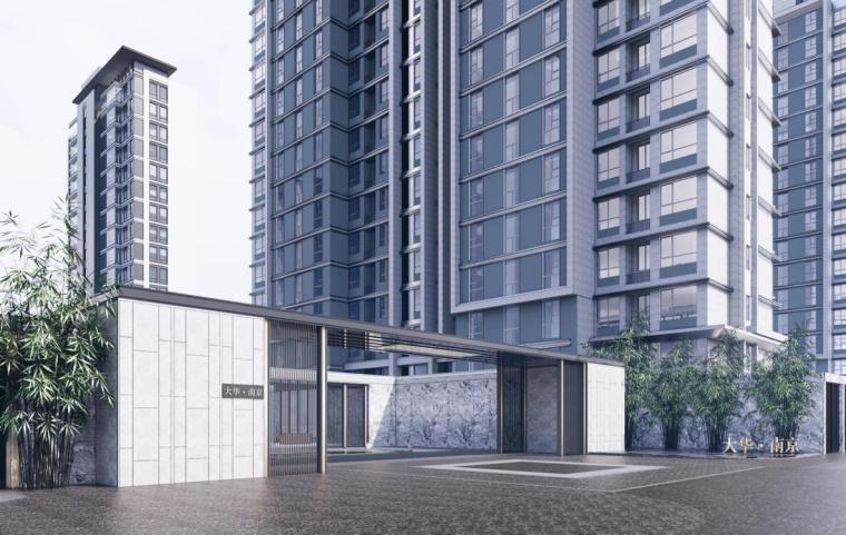 江苏国际现代化-中央商务住宅建筑方案2020_8
