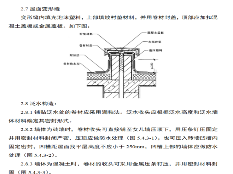 XXX防水工程投标施工组织方案._2