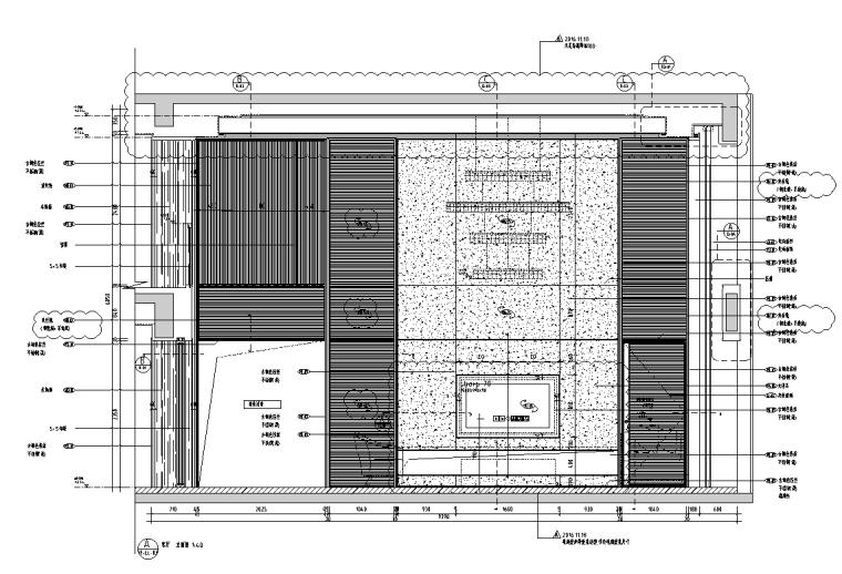 公共区兼售楼处+交楼标准展示样板房施工图_8