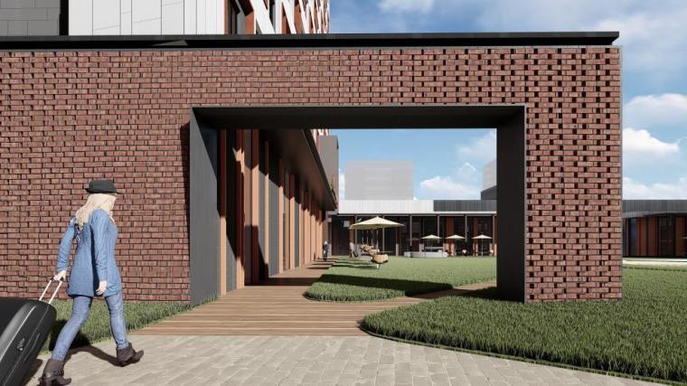 [北京]高层庭院式公寓设计方案PDF2018_4