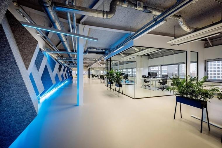荷兰Shypple科技初创公司的办公空间_4