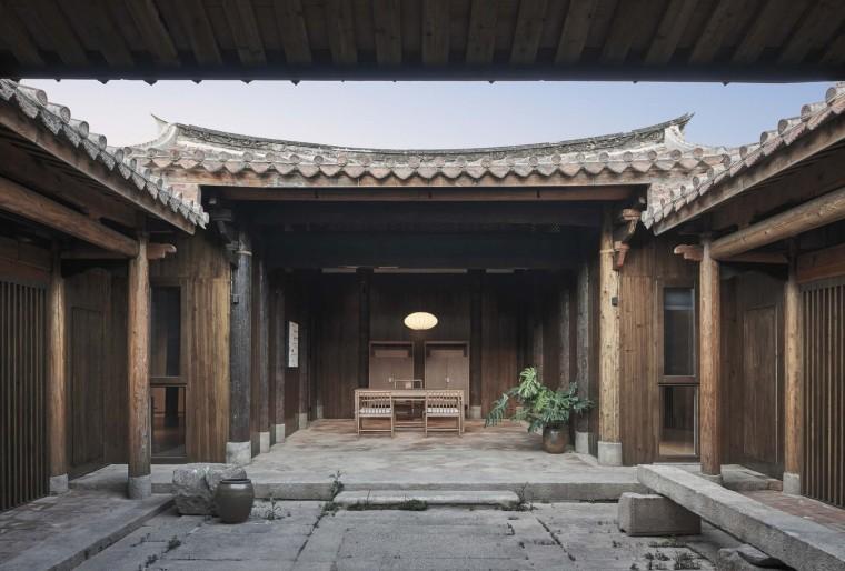 晋江青普梧林文化行馆_2