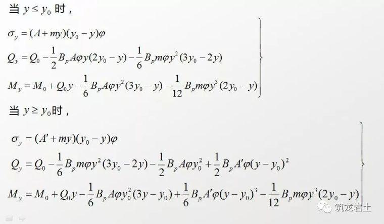 抗滑桩类型、设计及计算,这样讲解容易多了_24
