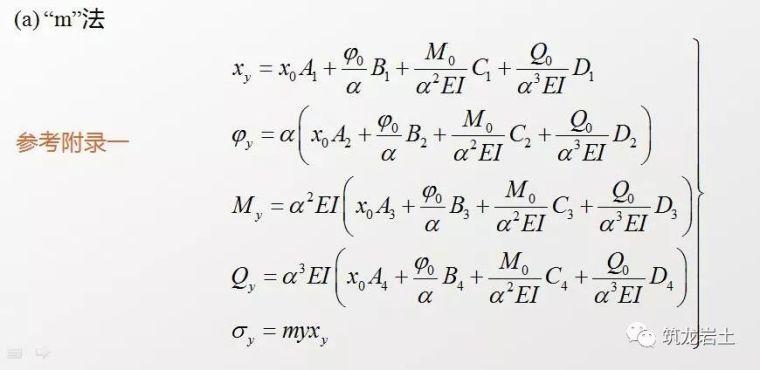 抗滑桩类型、设计及计算,这样讲解容易多了_26