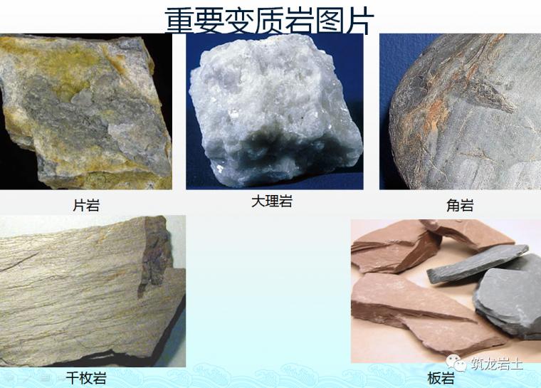 岩石及土的分类知识讲解,你会分辨了吗?_8