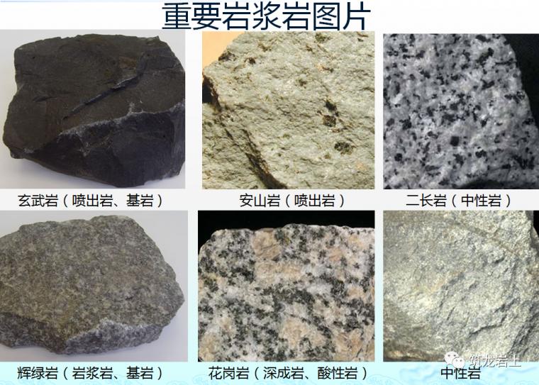 岩石及土的分类知识讲解,你会分辨了吗?_7